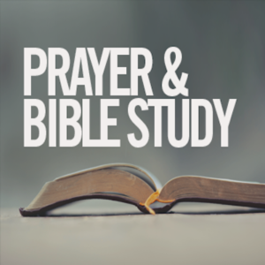 Mid-Day Prayer & Bible Study