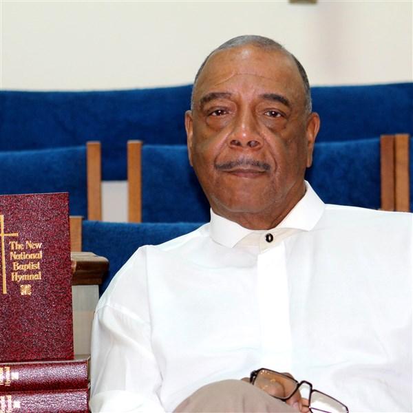 Minister Ernest Brown