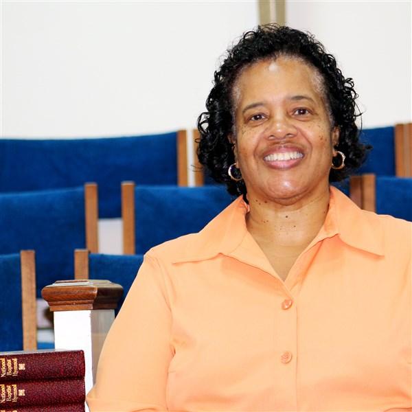 Minister Patricia E. Nelson