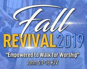 SFC Fall Revival @ Servants for Christ Baptist Church