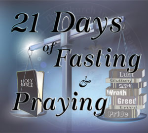 2020 Fast & Prayer